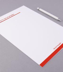 Jak przygotować profesjonalny papier firmowy?